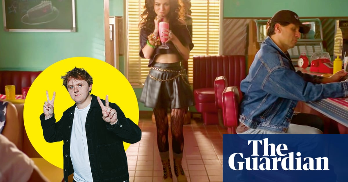 Prepare for more Lewis Capaldi closeups: inside the US video makeover