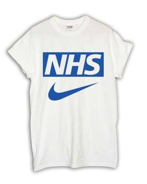 Sports Banger NHS Nike T-shirt