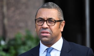 James Cleverly.