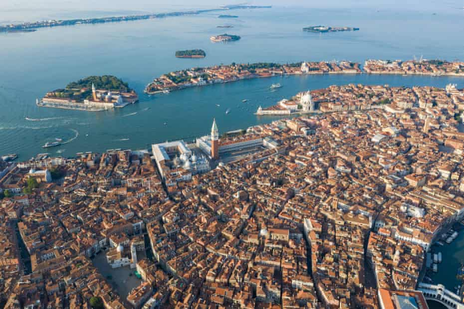 Founded in the seventh century, Venice grew to be the capital of a great trading empire and one of the key western markets of the Silk Road.