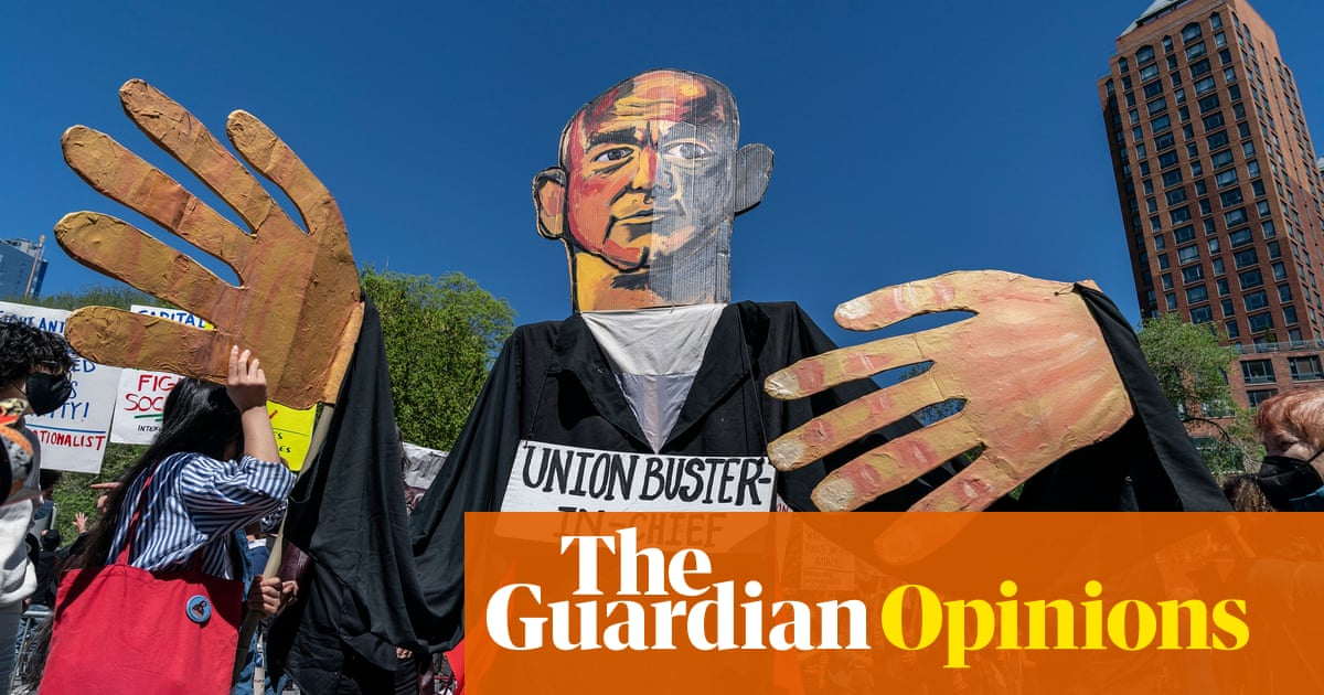 Amazon workers are rising up around the world to say: enough