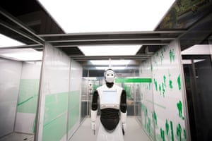 Developed in Spain in 2016, REEM is a host and tour guide that can safely interact with people face to face. It can navigate independently in new environments using sound, laser, infrared and incline sensors. It is one of a growing range of service robots that may one day work alongside humans in places ranging from hospitals to shopping centres.