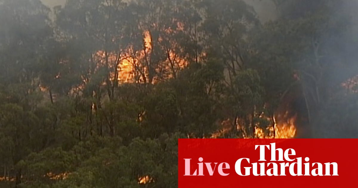2378 - Australia fires live: Mallacoota fire in Victoria turns sky black as NSW faces bushfires threat - latest updates | Australia news