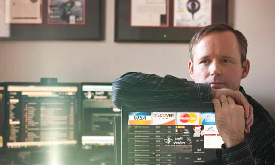 'Maybe we need privacy disasters like this to help us wake up': Brian Krebs, the cybercrime journalist who broke the Ashley Madison story in July 2015.
