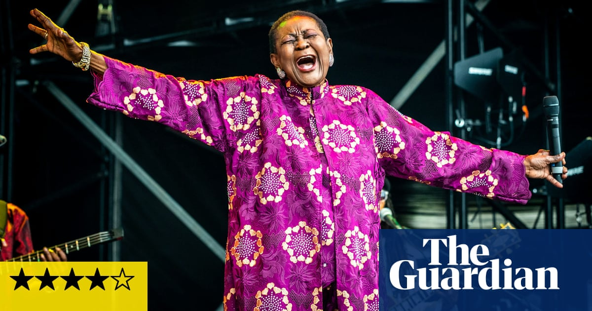 Womad festival review – polyphony and politics in global soundclash