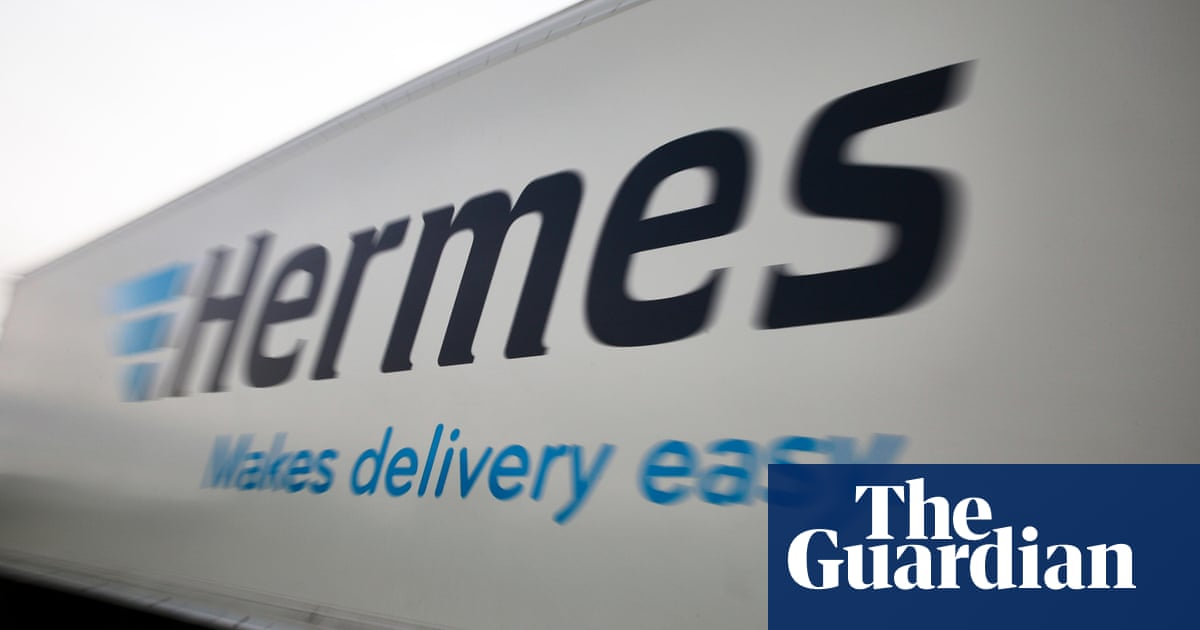 Life as a Hermes driver: 'They offload all the risk on to the
