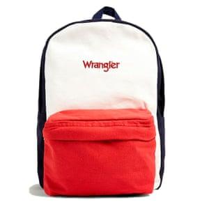 Retro, £40, Wrangler urbanoutfitters.com