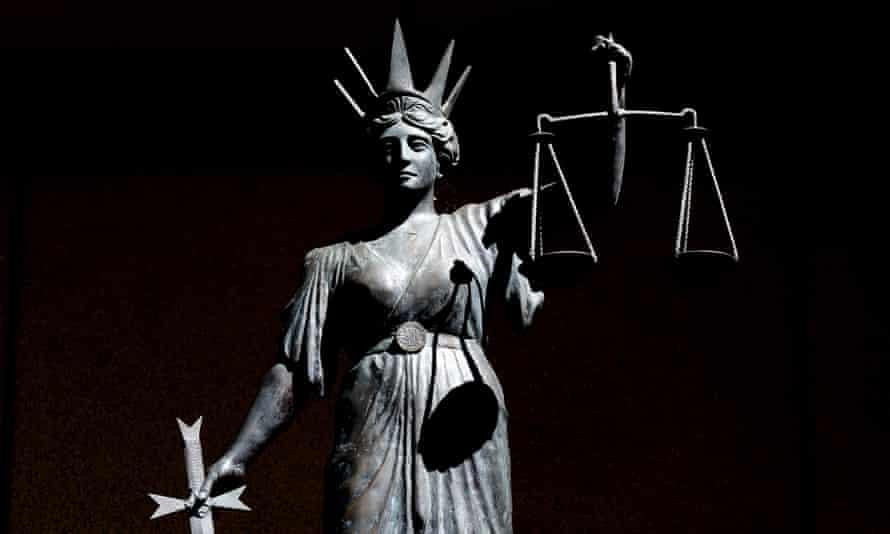'Lady Justice'