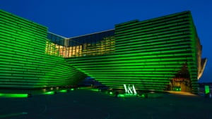 The V and A in Dundee, Scotland