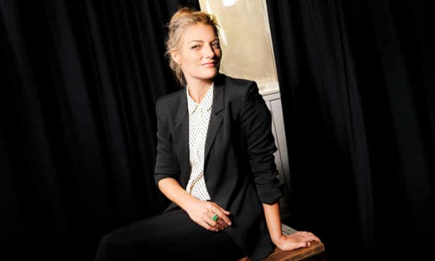 Director Lucy Walker.
