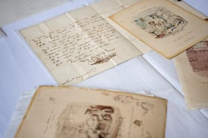 The items acquired by the museum include 144 handwritten letters by Dickens