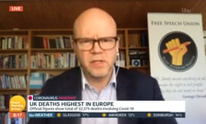 Toby Young on Good Morning Britain, 6 May 2020