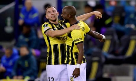 Nuno gamble backfires as Vitesse stun Tottenham's second-string