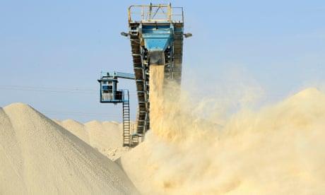 Phosphate fertiliser 'crisis' threatens world food supply