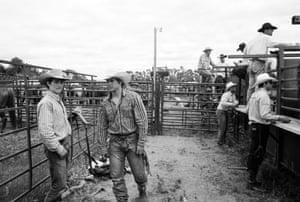 Ready For The Bull | Sheyenne, North Dakota - 2016