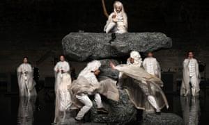 Universal themes: a Japanese production of Antigone, directed by Satoshi Miyagi.