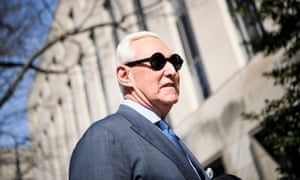 Roger Stone is due to report to prison next week after being convicted of witness tampering and lying to Congress.