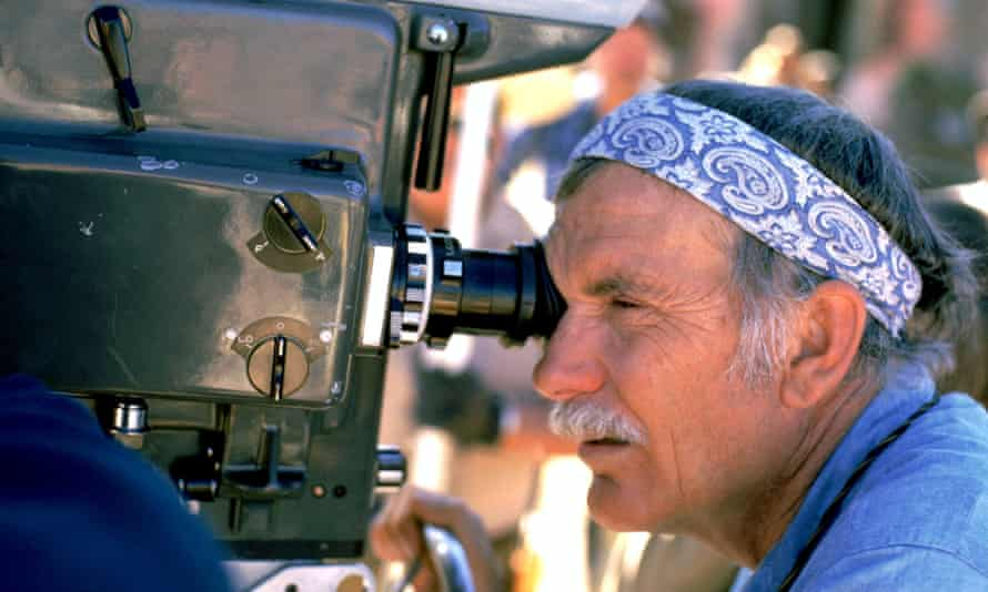 Sam Peckinpah: 'He would over-research and over-write, then find his story by cutting back'