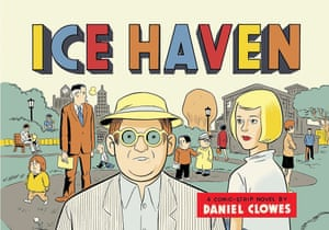 Ice Haven, by Daniel Clowes