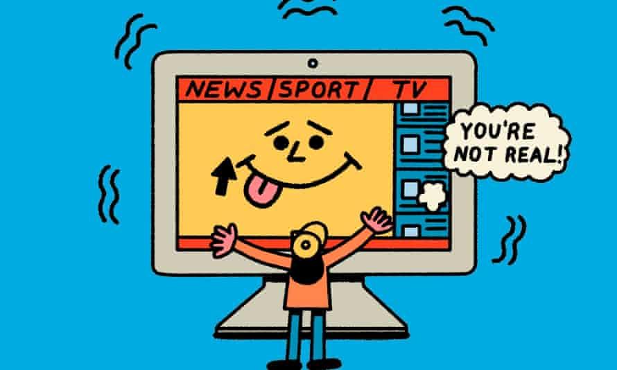 Nav encounters some fake news