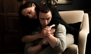 Alicia Vikander and James McAvoy in Wim Wenders's latest film Submergence, which could possibly be screened at Cannes 2017.