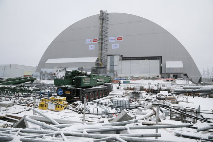Grab your Geiger counter: a trip to Chernobyl's first rave | Art and