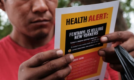 Since fall 2013, fentanyl has contributed to more than 5,000 overdose deaths in the US.
