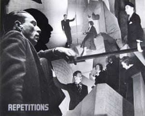 Repetitions, 1934 by César Domela-Niewenhuis
