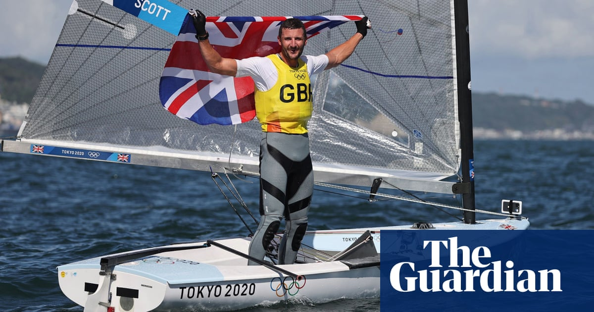 Team GB enjoy sailing super Tuesday with double gold and mixed Nacra silver