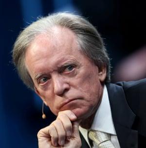 Bill Gross, Portfolio Manager, Janus Capital Group.