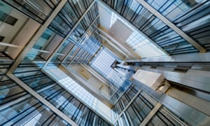 Elevator by ThyssenKrupp