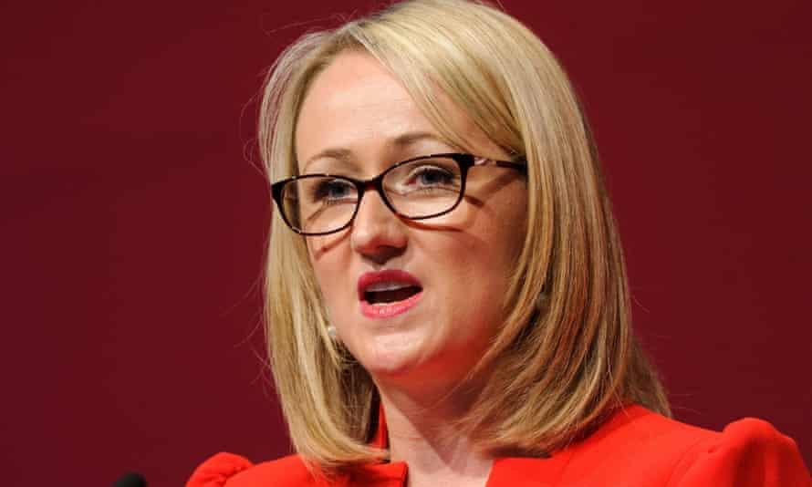Rebecca Long-Bailey, shadow business secretary