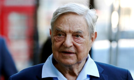 George Soros Facebook And Google A Menace To Society