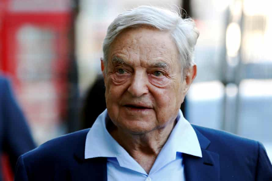 Definers allegedly encouraged reporters to investigate if there were financial links between George Soros and an anti-Facebook movement.