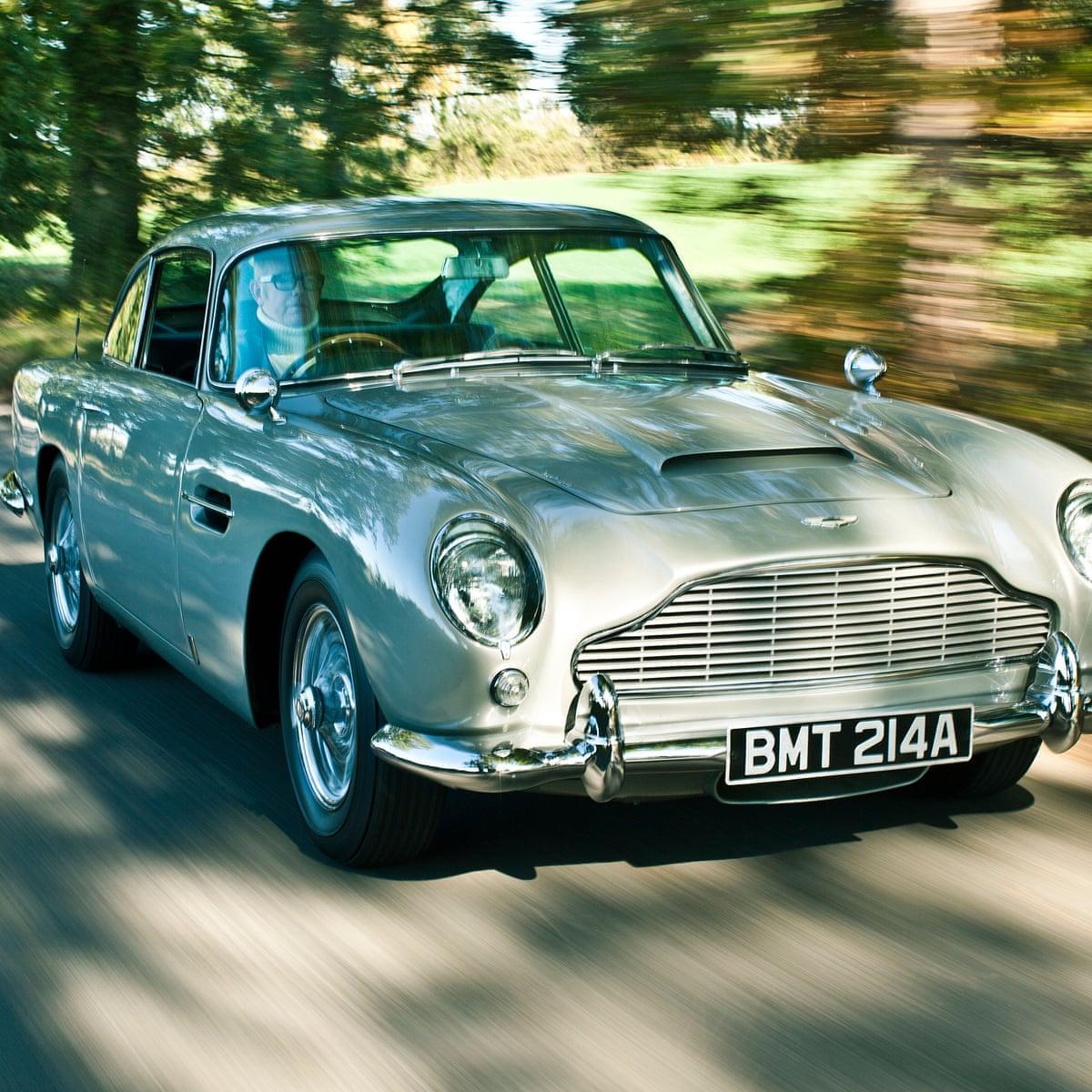 Aston Martin Shares Plummet To Record Low Aston Martin The Guardian