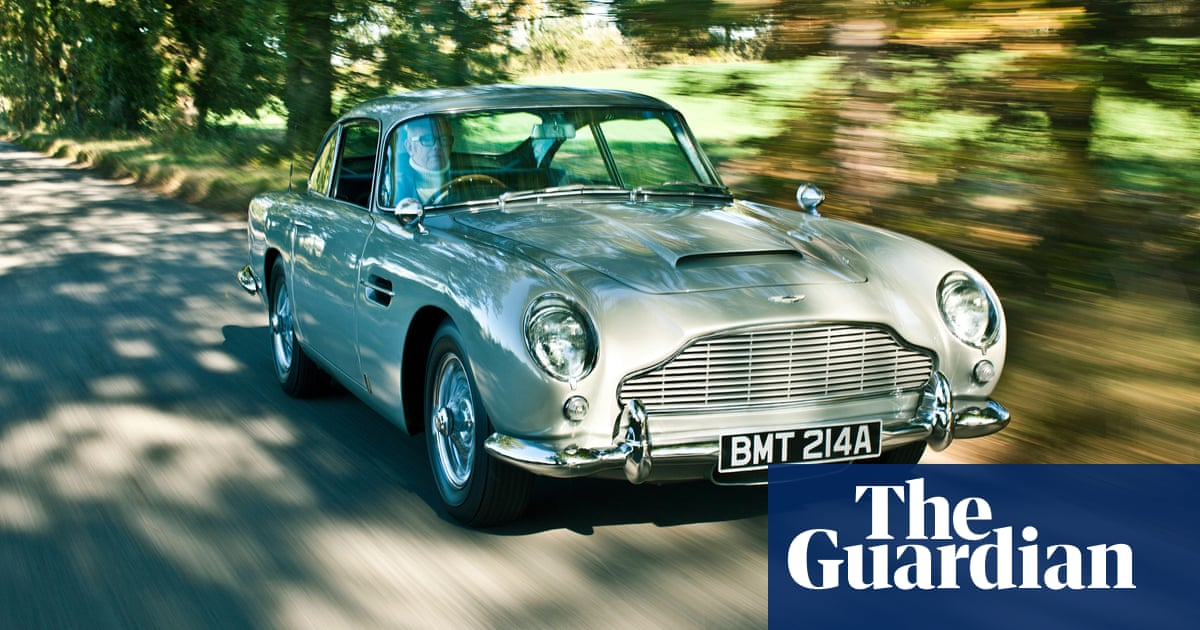 Aston Martin Stock >> Aston Martin Shares Plummet To Record Low Business The Guardian