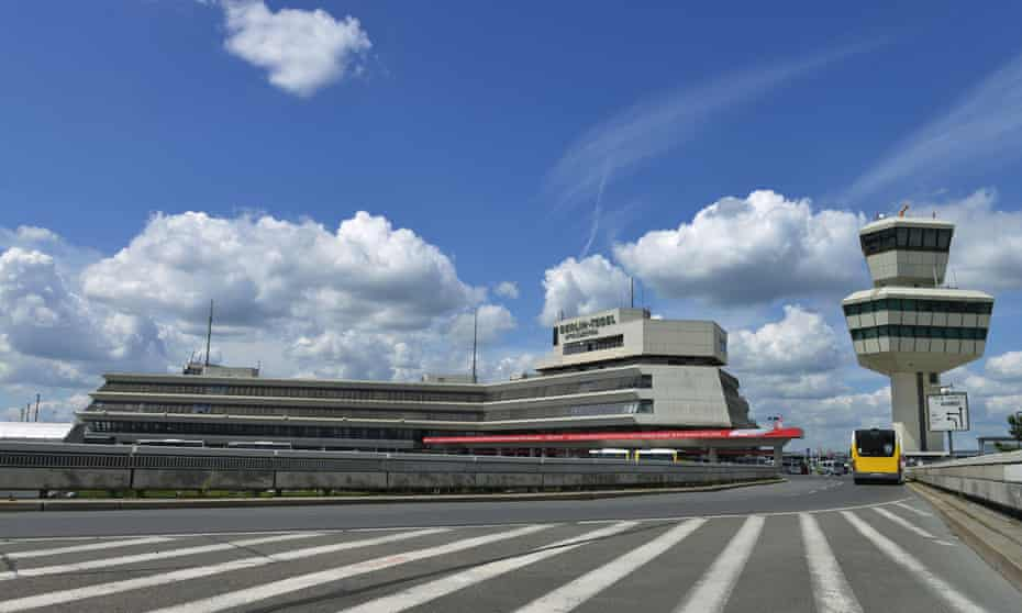 Berlin's Tegel airport is being considered as a new events space.
