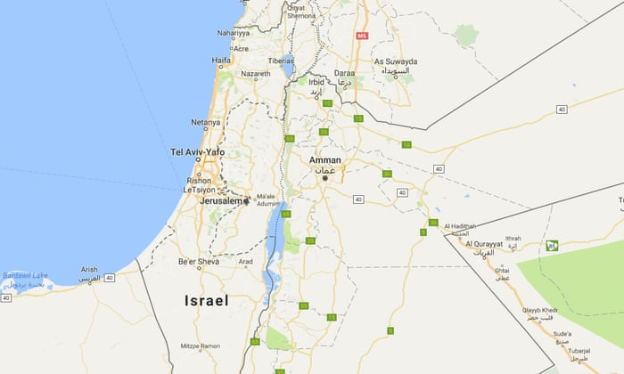 google maps accused of deleting palestine but the truth is more complicated technology the guardian