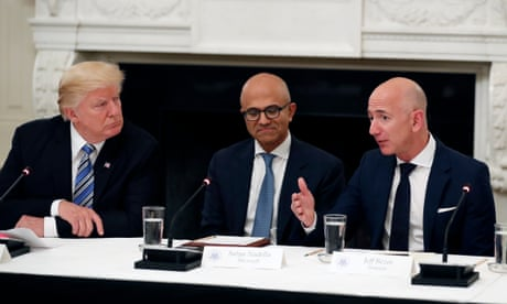 Why does Trump hate Jeff Bezos: is it about power or money?