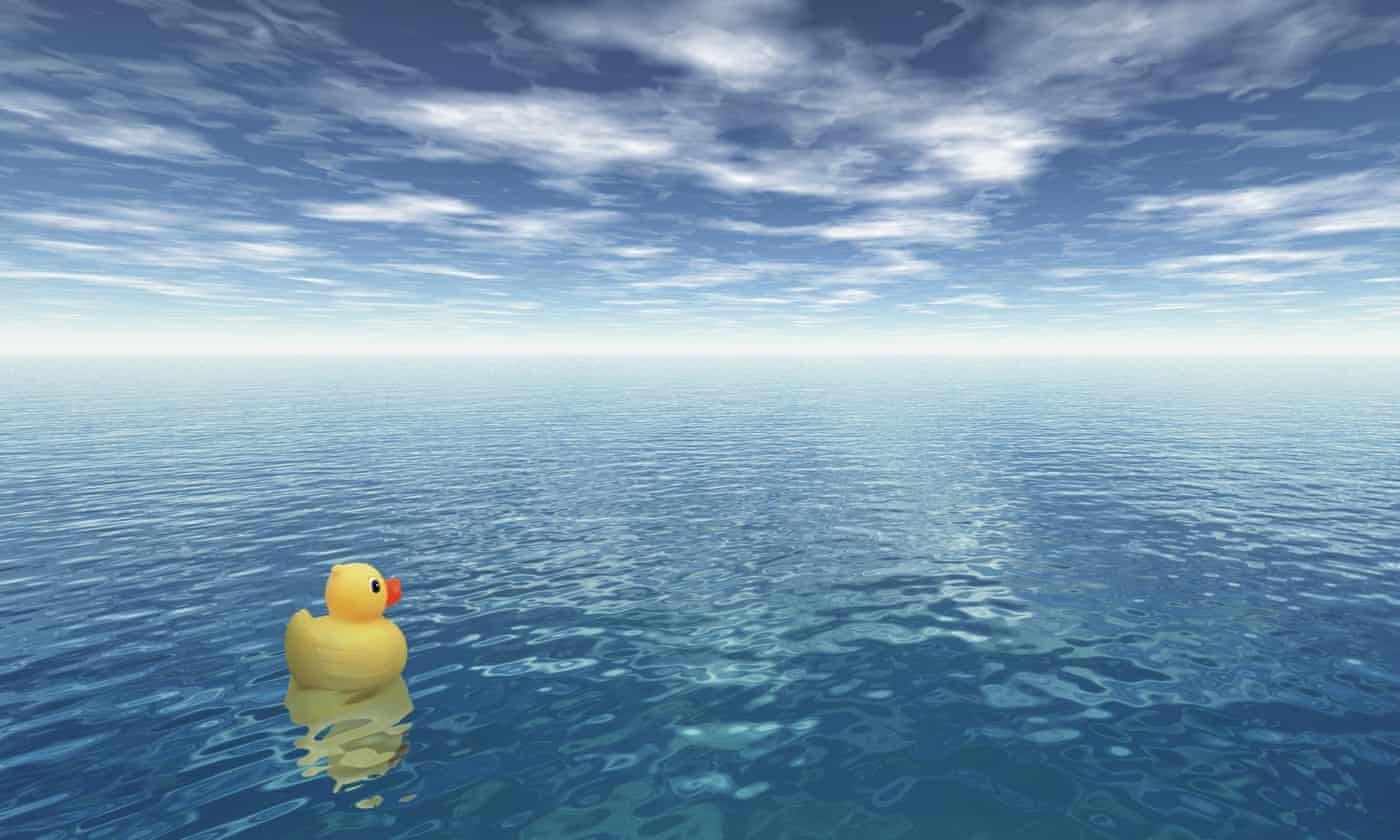 Stolen rubber duck returned to family after traveling world for five years