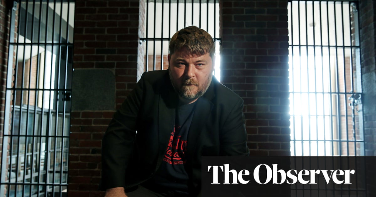 Ben Wheatley: 'Early on the pandemic felt like a time for getting a crossbow ready to hunt for petroleum'