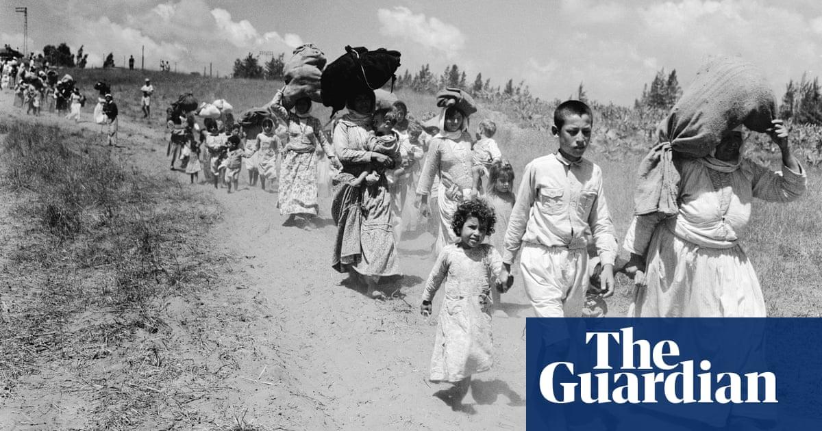 A Jewish case for Palestinian refugee return