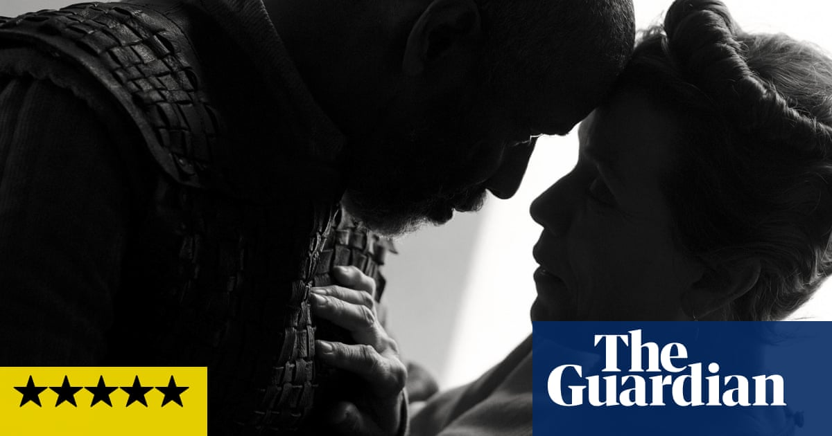 The Tragedy of Macbeth review – McDormand and Washington deliver noirish nightmare