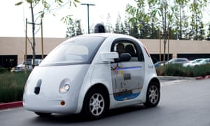 A self-driving Google car was involved in a traffic accident in the US this week.
