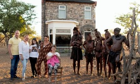 The British Tribe Next Door.