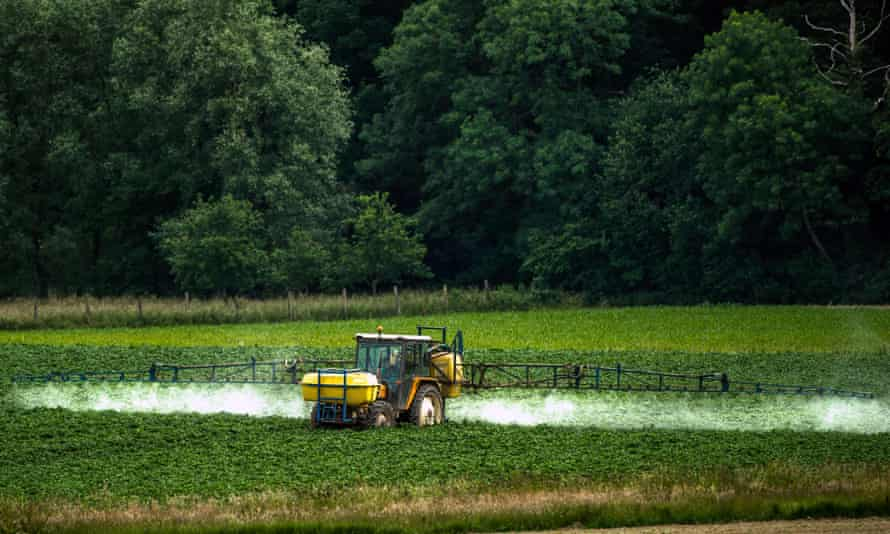 The global pesticides market is worth $50bn and companies lobby heavily to resist reforms and regulations.