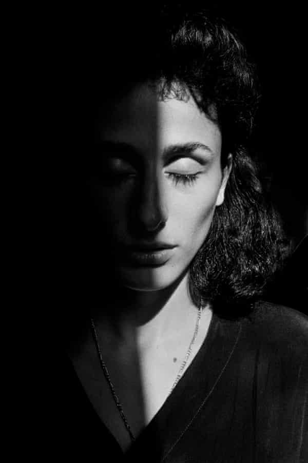 Heartbreaking … Rosaria Schifani at her husband's funeral in 1993.