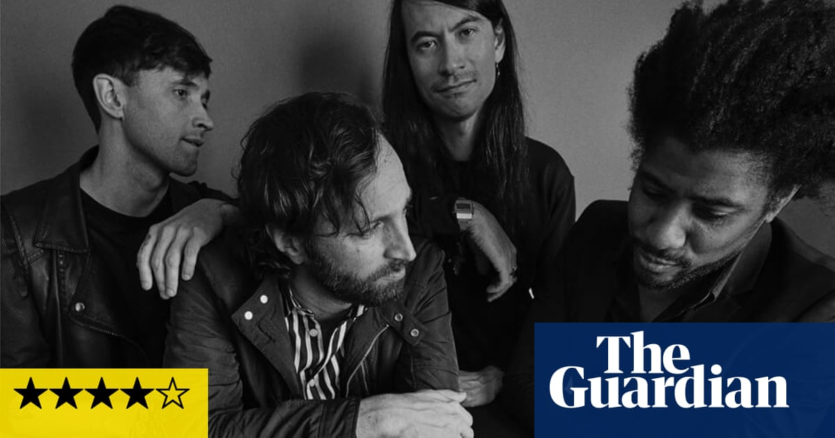 Algiers: There Is No Year review – electrifying and unpredictable