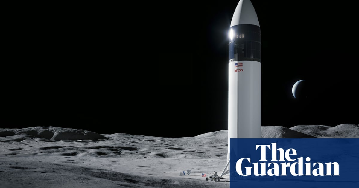 SpaceX is bound for the moon, maar 2024 goal is now a long shot