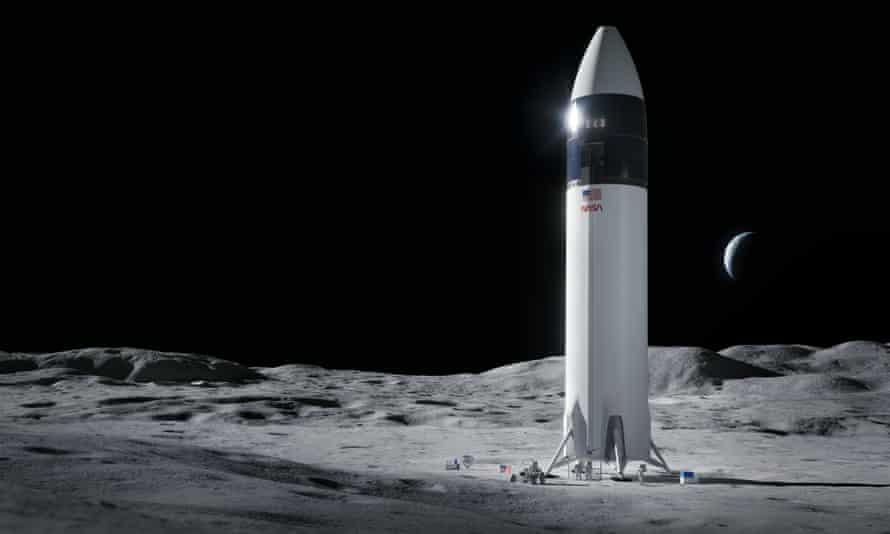 SpaceX's Starship design